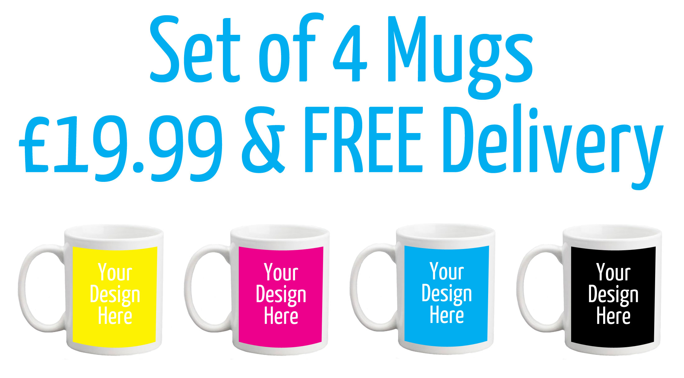 Mug set offer