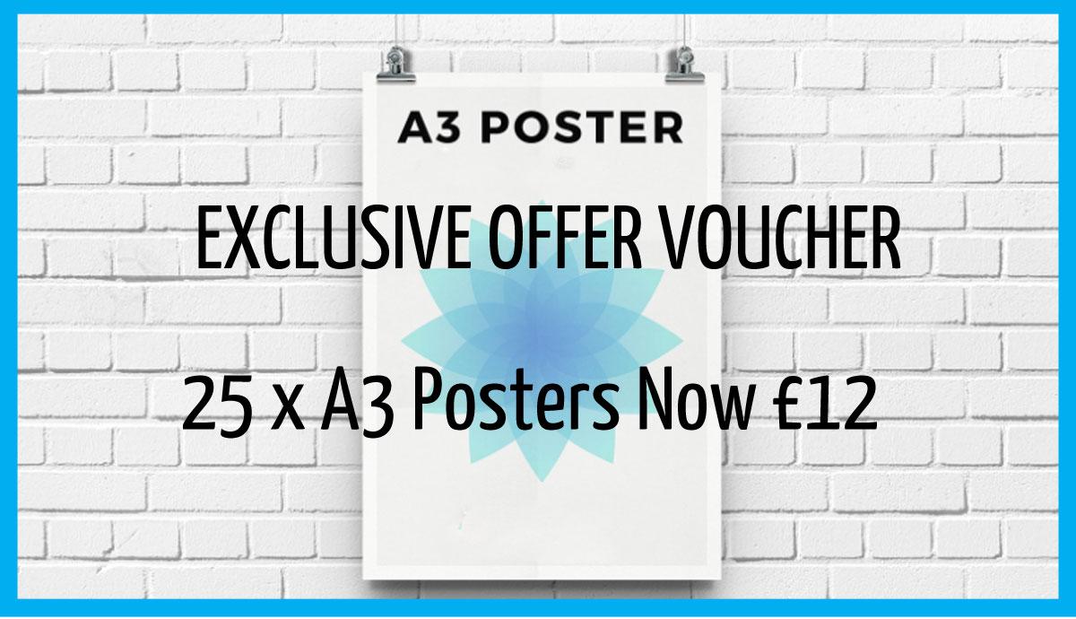 poster offer